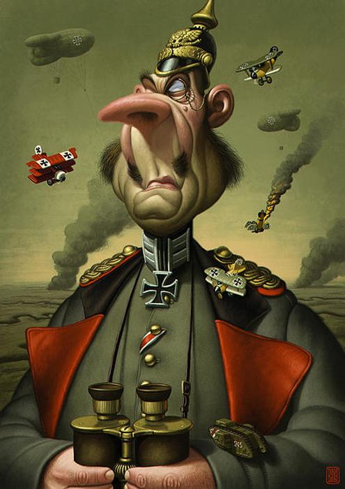 Герр генерал. Автор: Denis Zilber.