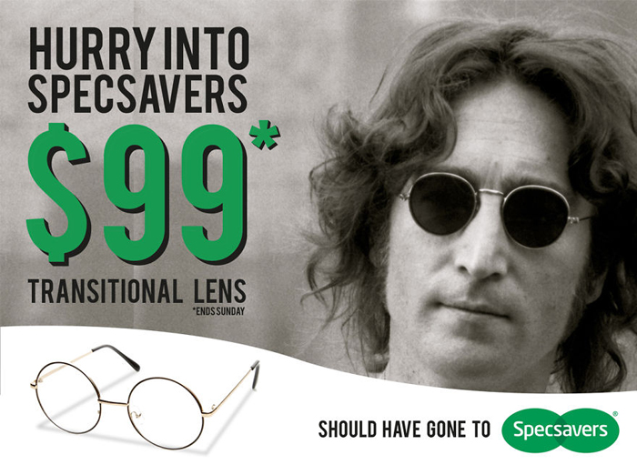 Specsavers - британская компания по продаже очков, линз и слуховых аппаратов.