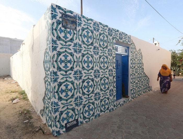 Работа Add Fuel из Португалии. Фото:  Mohamed Messara.