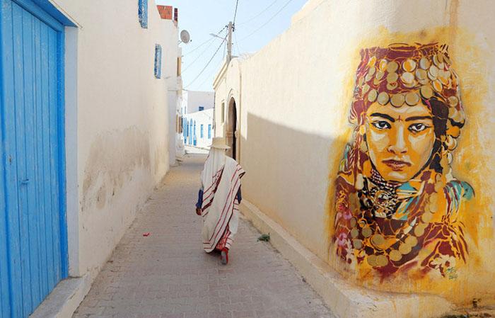 Работа BTOY из Испании. Фото:  Mohamed Messara.