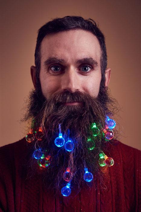 Украшения на рождественский лад. Фото: Mikael Buck.