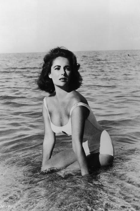 Элизабет Тейлор 1940-50е года.