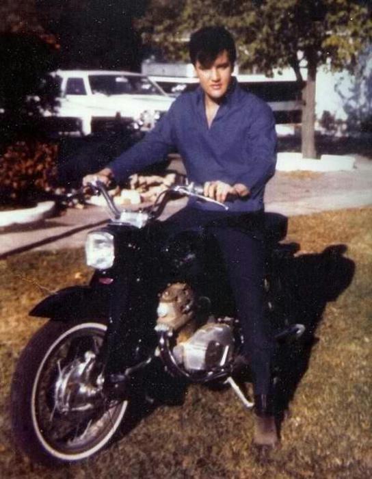 Элвис Пресли, 1950-е гг.