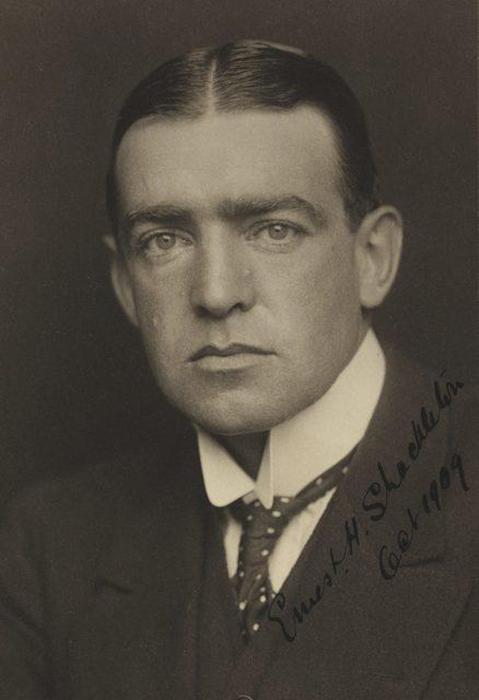Эрнест Шеклтон.