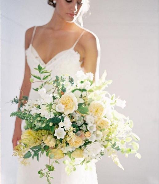 Букет невесты.  Instagram floretflower.