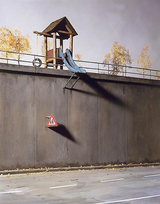 Осторожность. Автор: Frank Kunert.