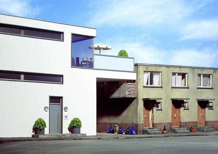 Соседство. Автор: Frank Kunert.
