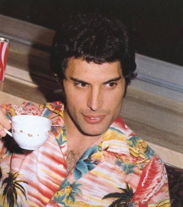 Фредди любил чай, особенно чай с бергамотом.