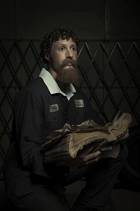 Работник автомастерской.  Автор фото: Freddy Fabris.