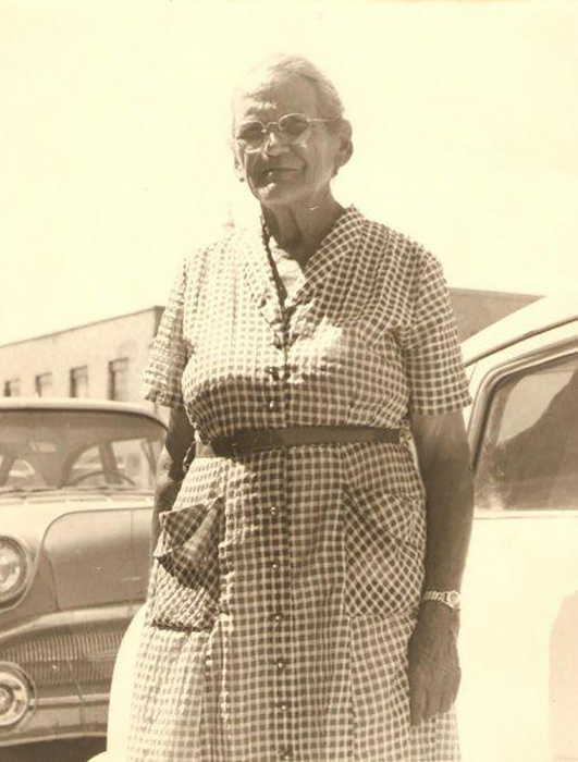 Бабушка Гейтвуд вела активный образ жизни до конца своих дней.