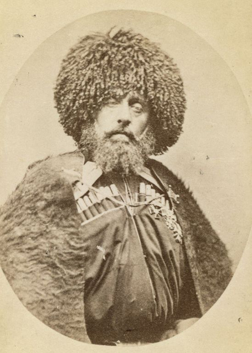 Александр Бек из Ингушетии. Фото: George Kennan.
