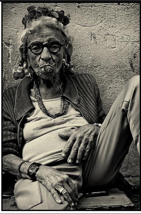 *Лицо Кубы*.