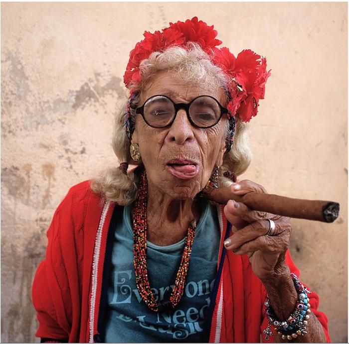 Грасиэла из Гаваны.
