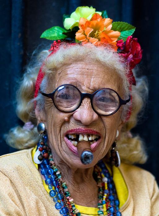 Бабушка Грасиэла.