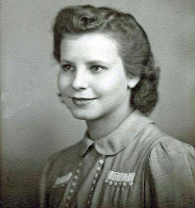Роза Раухбах (Rosa Rauchbach).