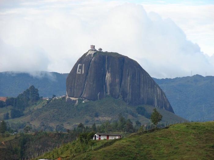 Потрясающая природы Колумбии.