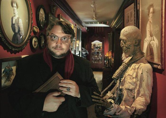 Гильермо дель Торо и его Унылый Дом.