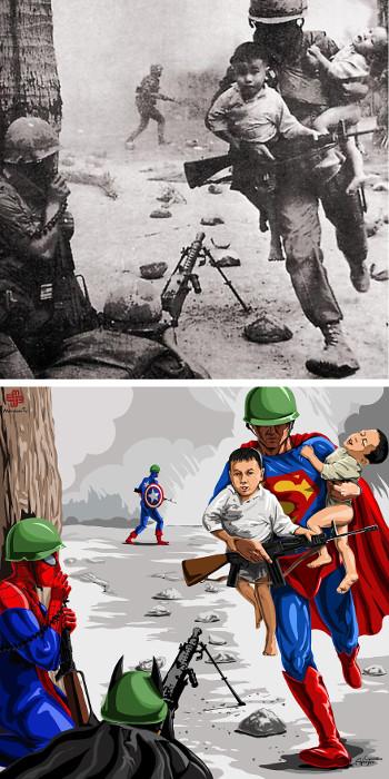 Дети во Вьетнаме.
