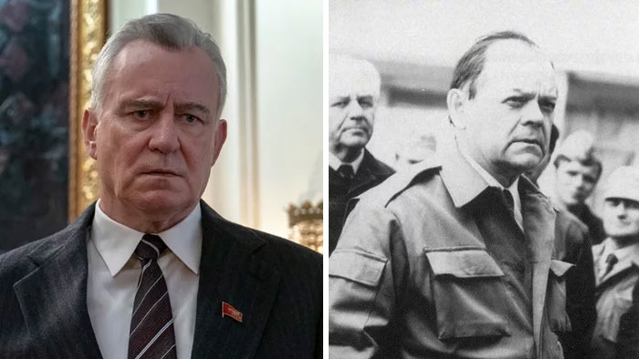 Stellan Skarsgard. Борис Щербина.