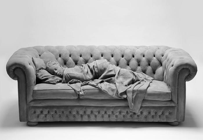 Спящая девочка (2017).