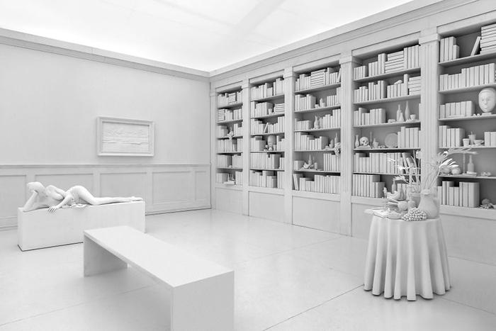 Молчаливая библиотека (2016).