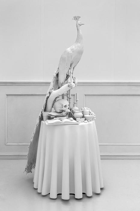 Молчаливая библиотека - фрагмент (2016).