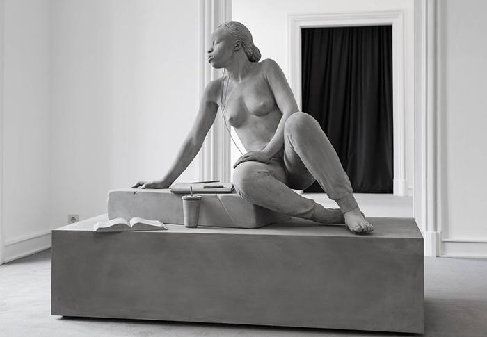 Скульптура (2016).