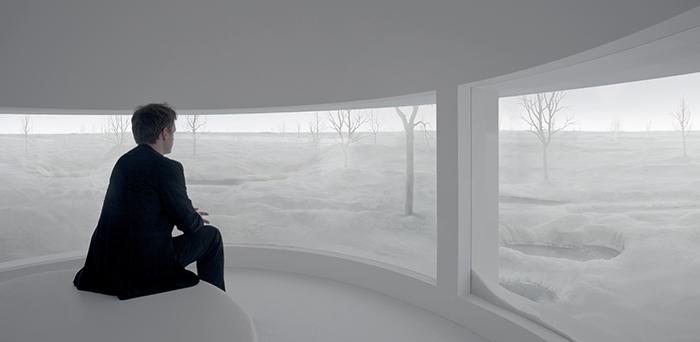 Молчаливый вид (2015).