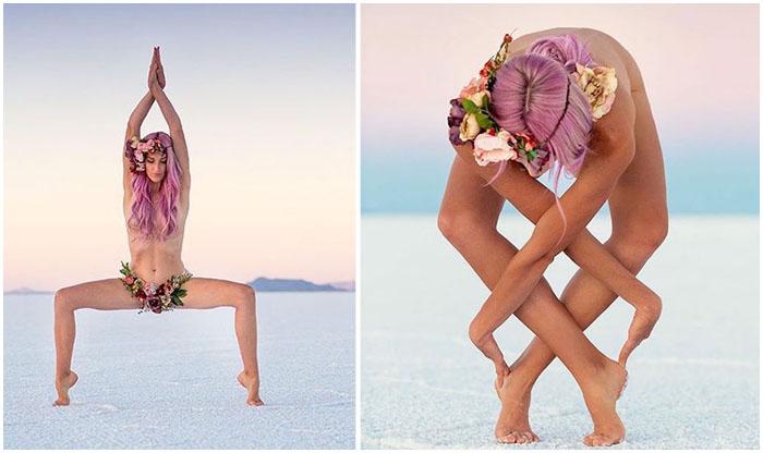 Вдохновляющие фотографии Хайди Уильямс.