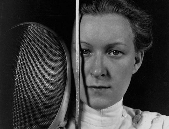 Хелена Майер, 1928 год.