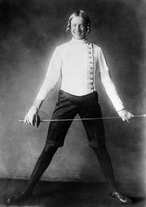 Студийное фото, 1929 г.