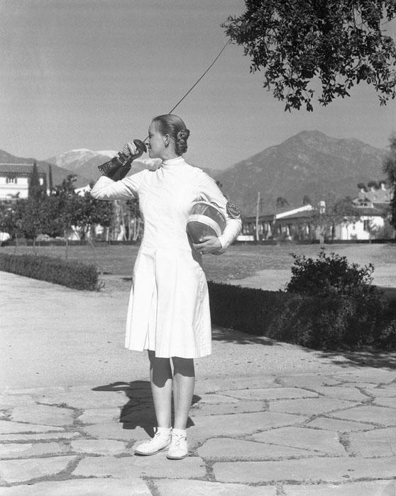 Фотосессия из Лос-Анжелеса, 1934 г.
