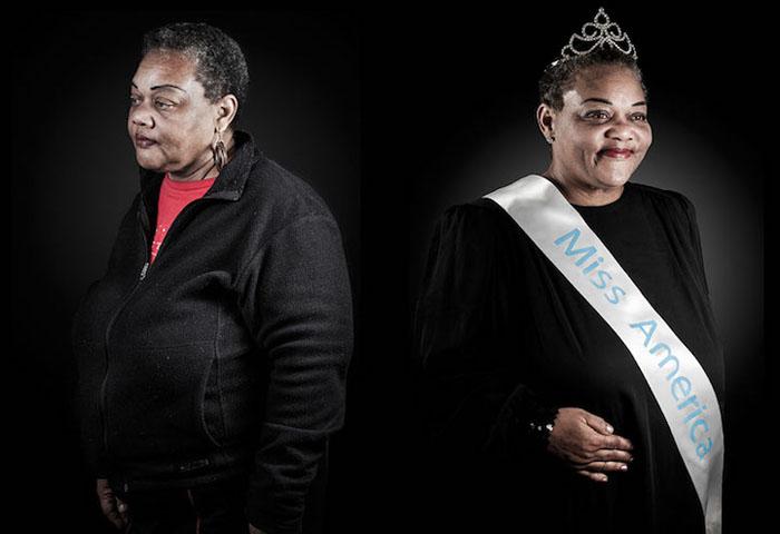 Королева красоты.  Фото: Horia Manolache.