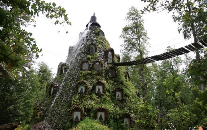 Магический горный отель.