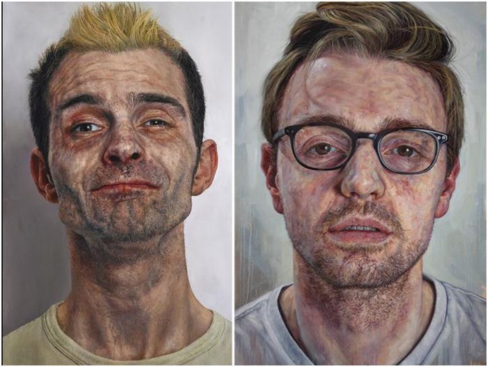 Картины Яна Камберланда.