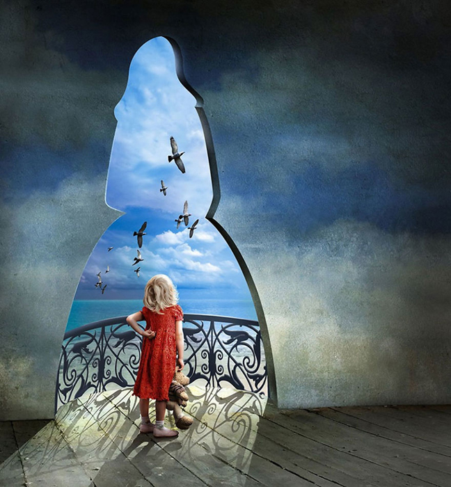 Внутренний ребенок. Автор: Igor Morski.