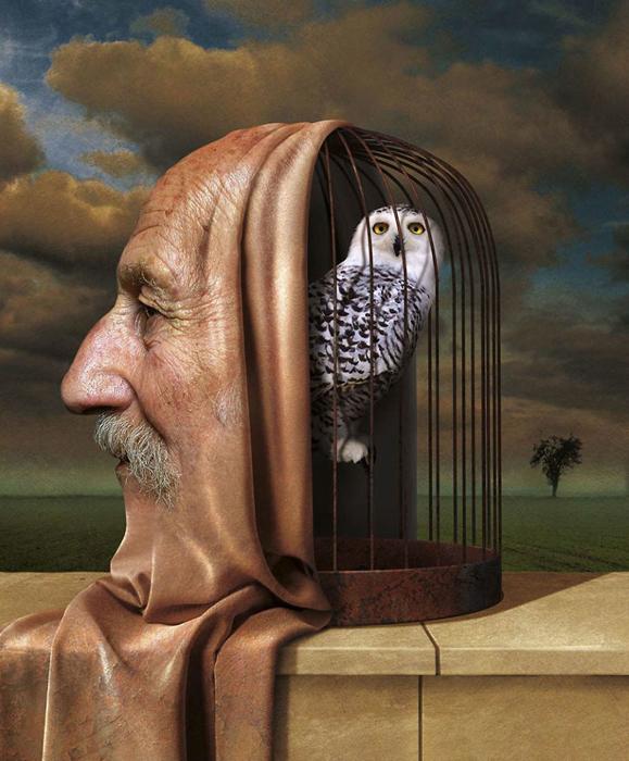 Внутренний мир. Автор: Igor Morski.