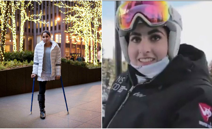 Инша Афсар - профессиональная спортсменка из Пакистана.