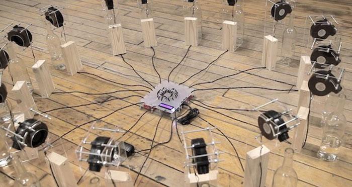Новая инсталляция Jоаo Costa.