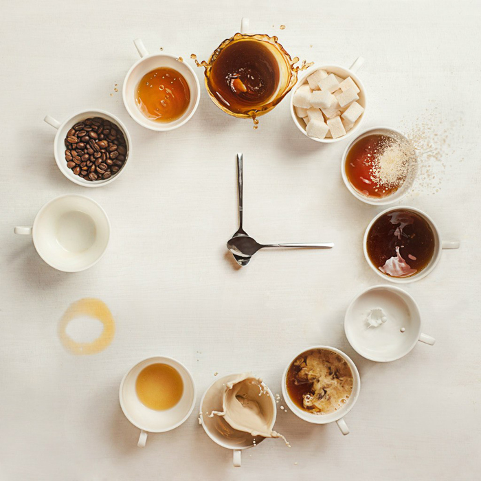 Всегда время пить кофе. Автор фото: Dina Belenko.
