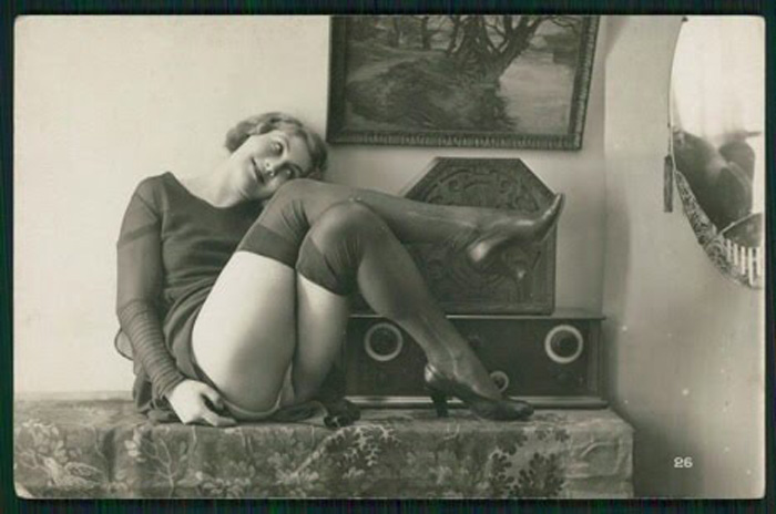 Художественная эротика. Фото: Jacques Biederer.