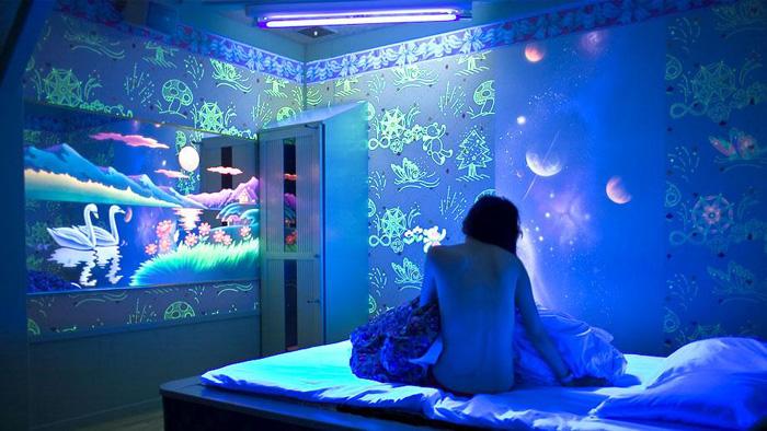 Love Hotels: The Hidden Fantasy Rooms of Japan. Автор фото: Misty Keasler.