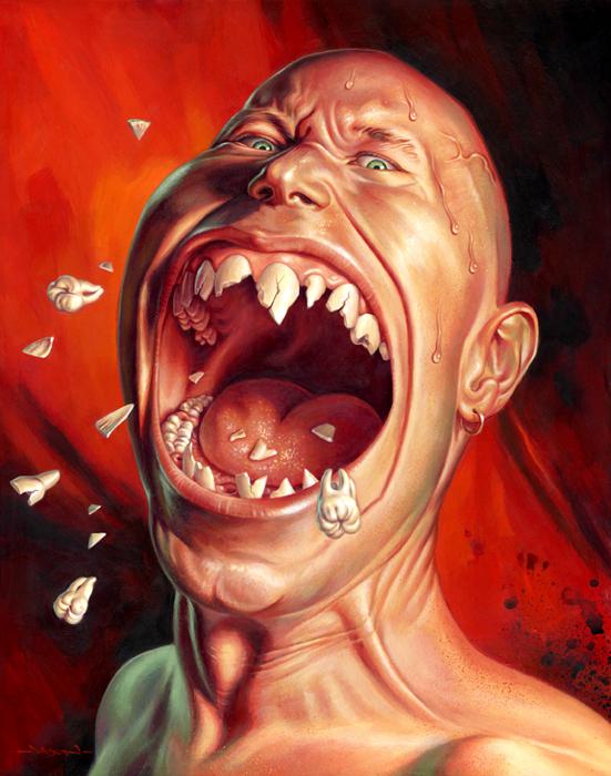 Зубы. Автор: Jason Edmiston.