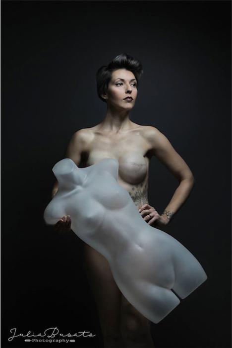 Эрин Стюарт. Фото: Julia Busato.
