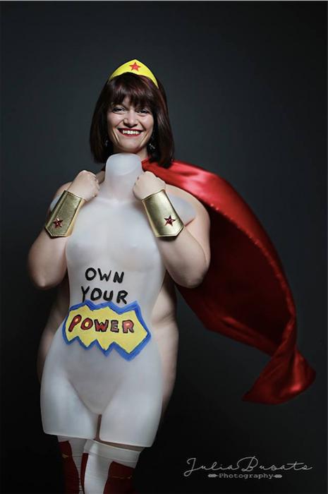 Анжела. Твоя собственная сила. Фото: Julia Busato.
