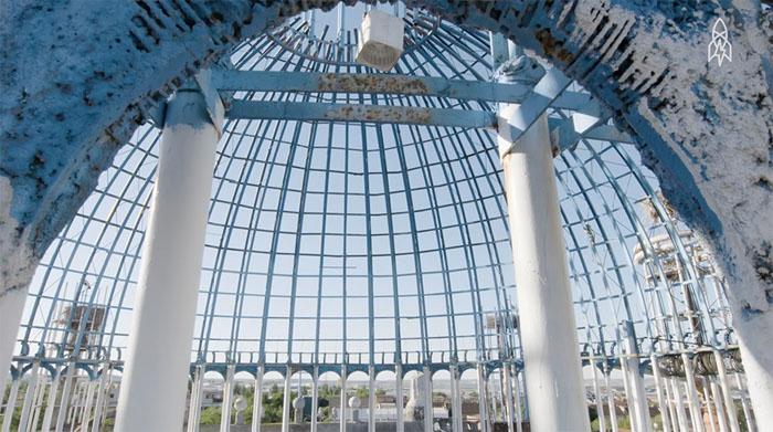 Все детали здания Гальего строил и проектировал самостоятельно.