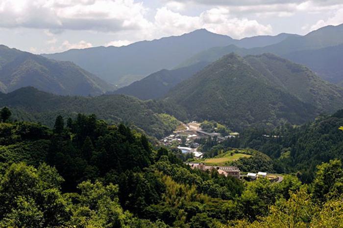 Городок Kamikatsu, жители которого стараются не оставлять после себя мусора.