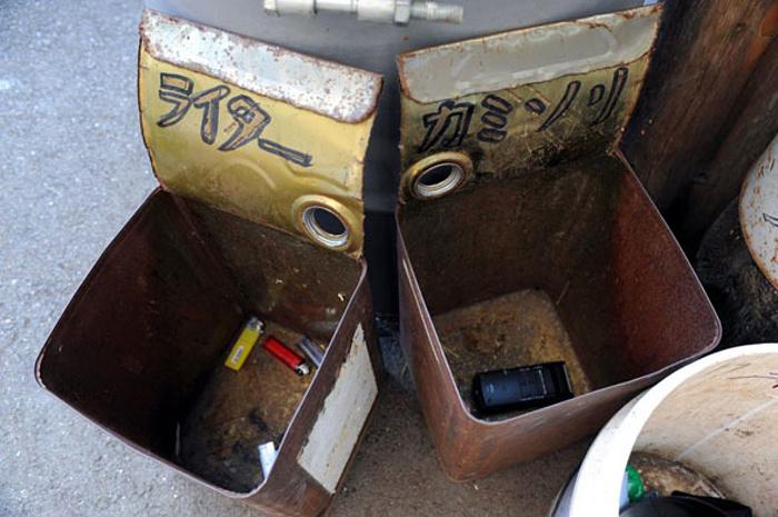 Камикатсу - город, не оставляющий после себя мусор.