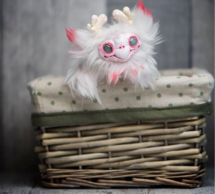 Полярная черепашка. Автор: Katyushka Dolls.
