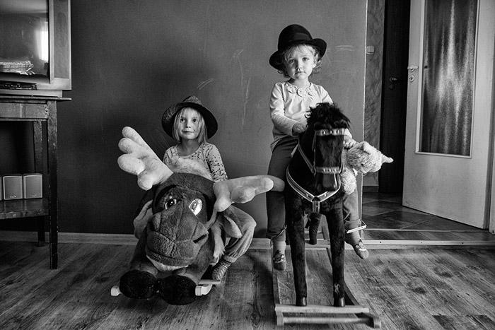 Любимые игрушки. Автор фото: Kicia Randagia.